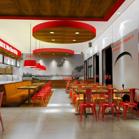 Pizza concept design