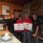 Andrew Scudera Pizza School NY Graduates