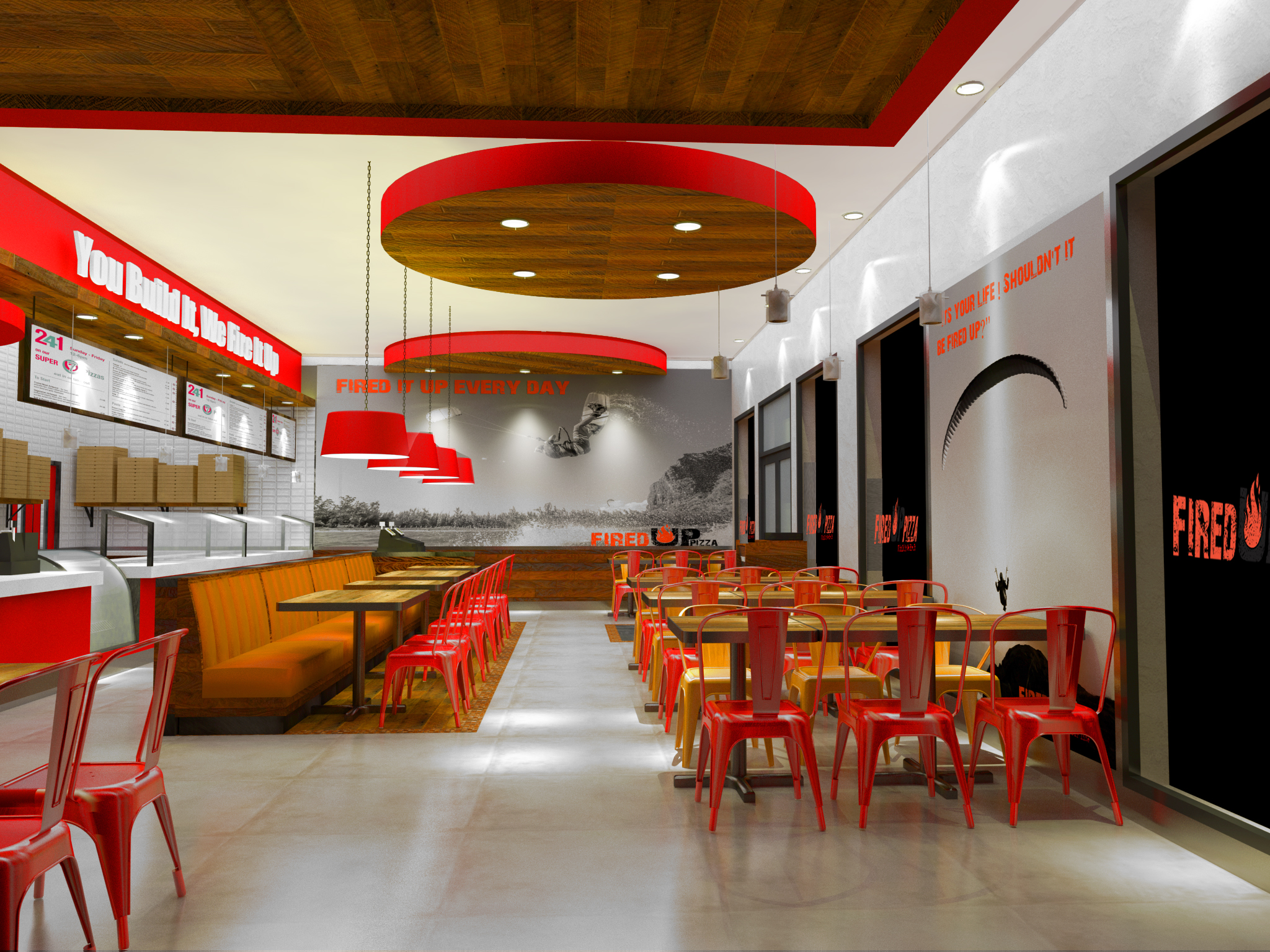 Fast Casual Pizza Franchise Pizza School New York
