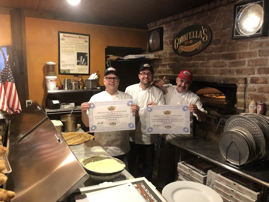 Pizza School Masters Kansas